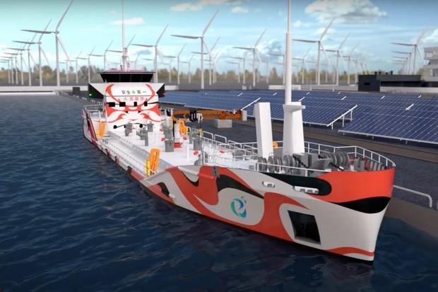 Elektrické ropné tankery jsou vizí budoucnosti. První přijde v roce 2022