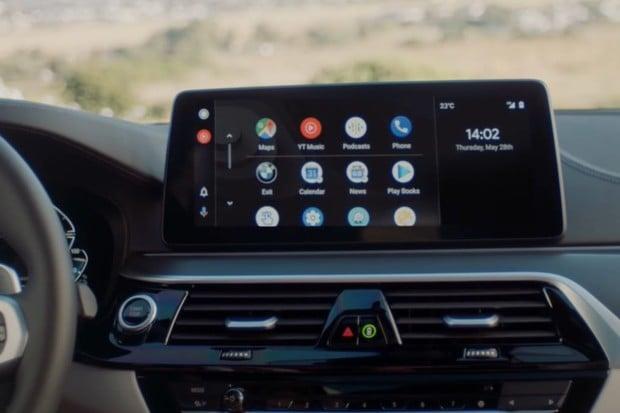 BMW se konečně naučilo Android Auto. Dokonce bezdrátově