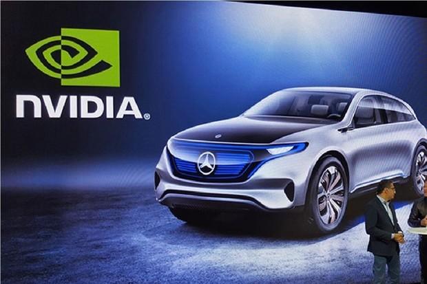 NVIDIA a Mercedes společně pracují na novém systému jízdních asistentů