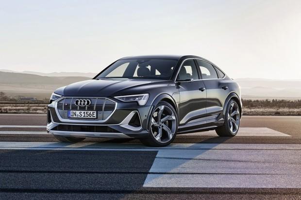 e-tron S oficiálně: nejrychlejší elektrické Audi má tři motory