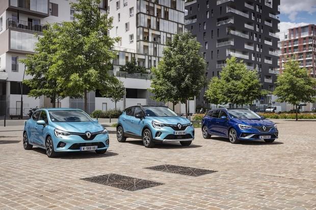 Renault v Česku začal prodávat Clio jako hybrid a Captur plug-in hybrid