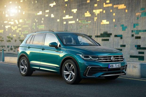 Nový Volkswagen Tiguan se představil i jako plug-in hybrid