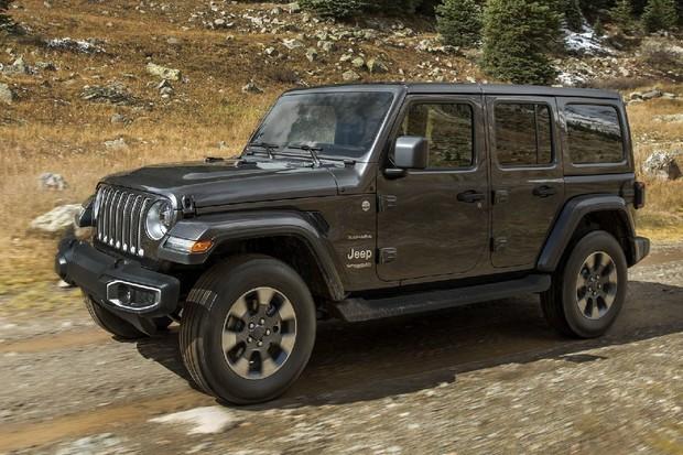 Jeep přestal nabízet nejúspornější verzi Wrangleru. Nahradí ji plug-in hybrid