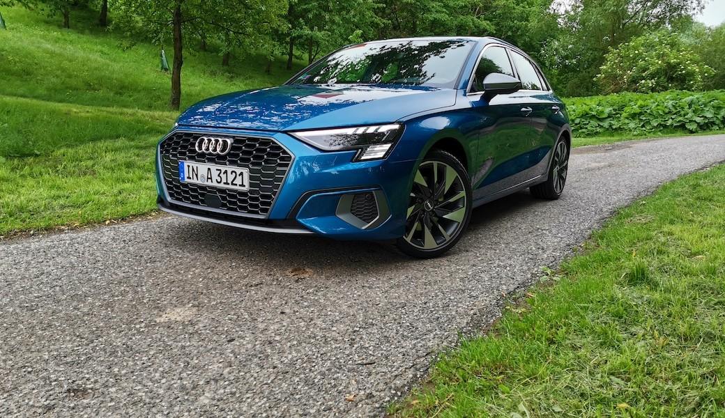 Nové Audi A3 bude mít dvě verze plug-in hybridního pohonu