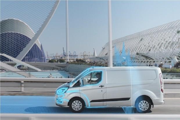 Ford zavádí technologii geofencing u svých hybridních dodávek
