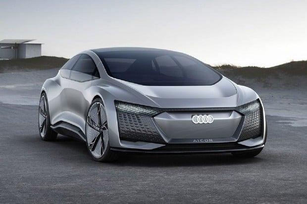Audi chystá průkopnický elektromobil. Bude jím model A9 e-tron