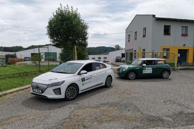 Jak probíhala 2. etapa ECO energy Rally Bohemia?
