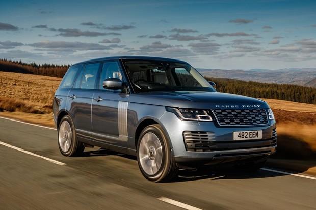 Hybridní Range Rovery jsou podle agentury EPA hodně nenasytnými SUV
