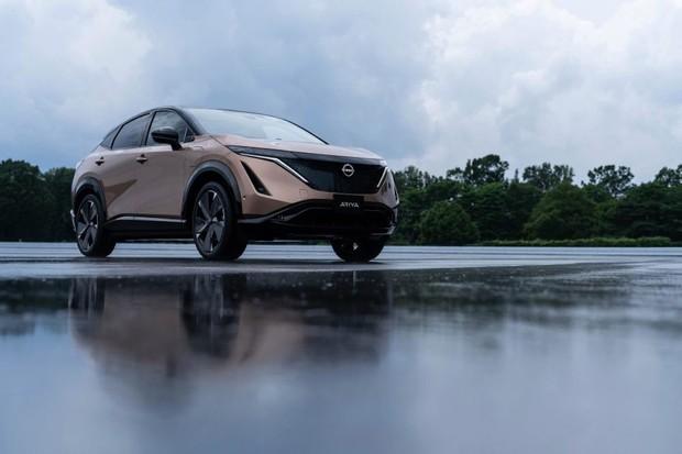 Nissan představil model Ariya, má dojezd 480 km a chlazené baterie
