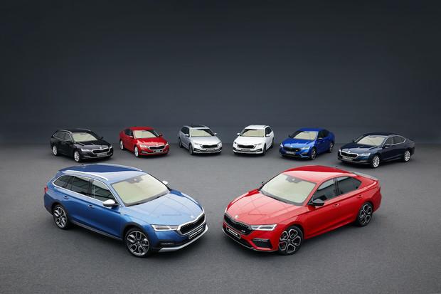 Škoda Octavia se rozrůstá zejména o ekologické pohony