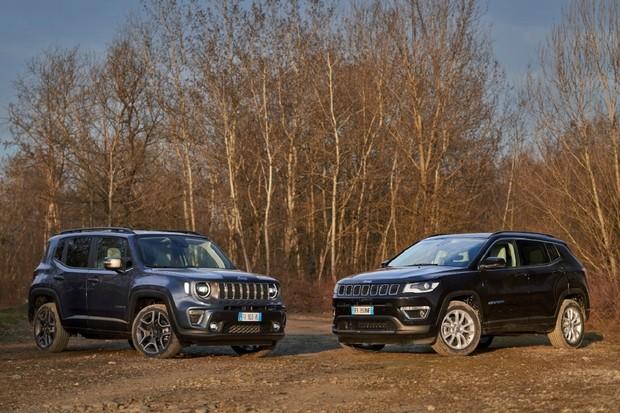 Jeepy Renegade a Compass přijíždí v plug-in hybridní verzi 4xe
