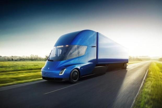 Tesla Semi přijde v příštím roce a bude se vyrábět v Texasu