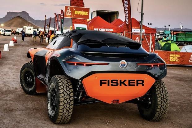 Automobilka Fisker by měla rozšířit startovní pole Extreme E