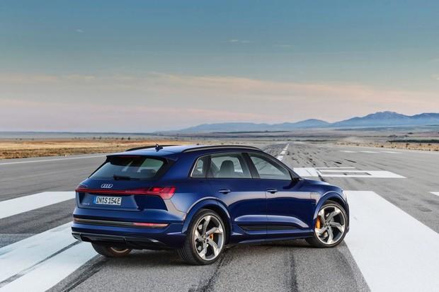 Příští Audi e-tron dostane nový základ, cena půjde výrazně dolů
