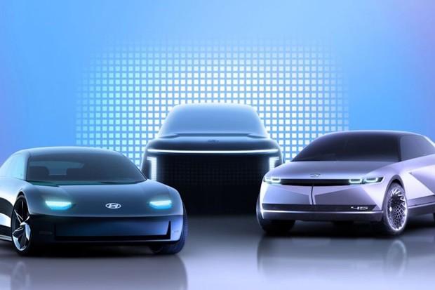 Hyundai vytvoří novou značku Ioniq, zastřeší všechny elektromobily