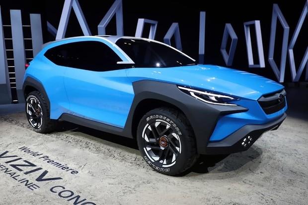 Subaru potvrdilo svůj první elektromobil. Víme, kdy se začne vyrábět