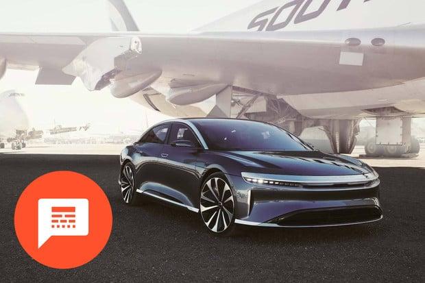 Elektromobil Cadillac, plány Lucid Motors, vylepšení české Luky EV a řada Ioniq