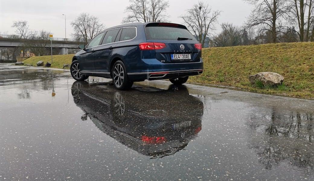 Jaký elektrický dojezd a spotřebu benzínu nabídne Volkswagen Passat GTE