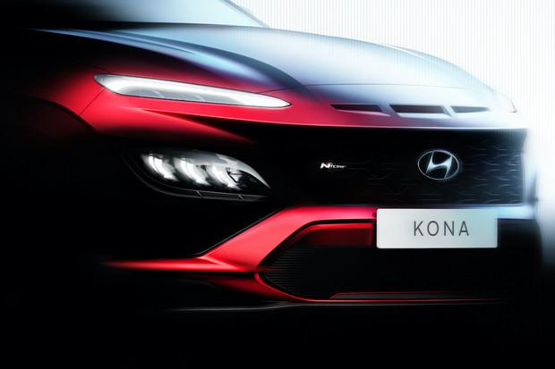 Hyundai omladí SUV Kona, představí se i ve sportovním hávu