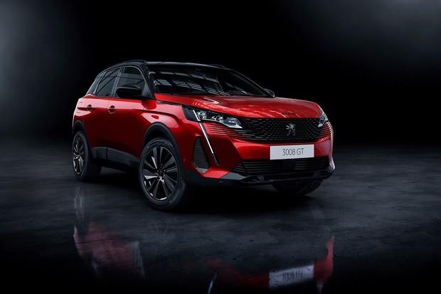 Omlazený Peugeot 3008 příchází i jako plug-in hybrid. Nabízí toho hodně
