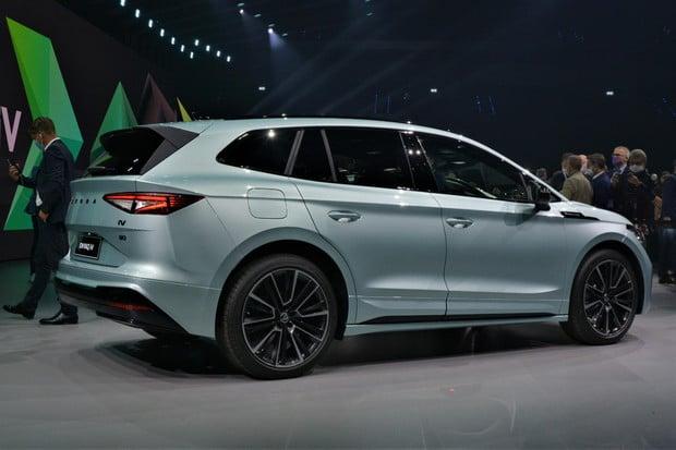 Škoda Enyaq iV nabízí nové možnosti vzhledu interiéru i nový koncept konfigurace