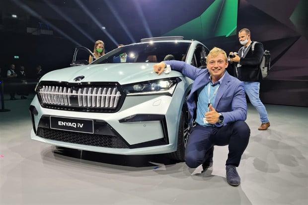 Škoda Enyaq iV 60 přichází v Česku do předprodeje. Známe její cenu