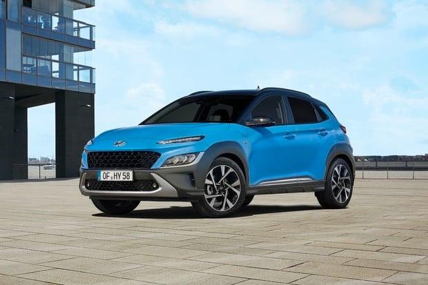 Hyundai Kona v novém kabátě a s novými elektrifikovanými pohony