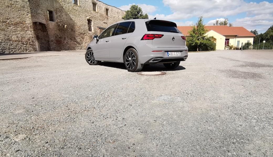 Volkswagen Golf eHybrid, úspornější verze plug-in hybridu