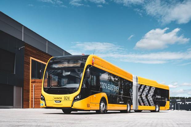 Letiště v Oslu obdrželo osm elektroautobusů
