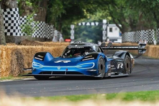 VW znovu zavítá do Goodwoodu, s ID.R se chystá dobýt letitý rekord F1