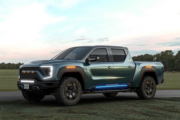 Nikola Motor připravuje vodíkový pick-up ve spolupráci s General Motors