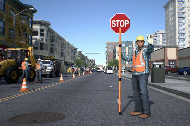 Vozy s autonomním řízením se učí číst řeč těla lidí na ulici