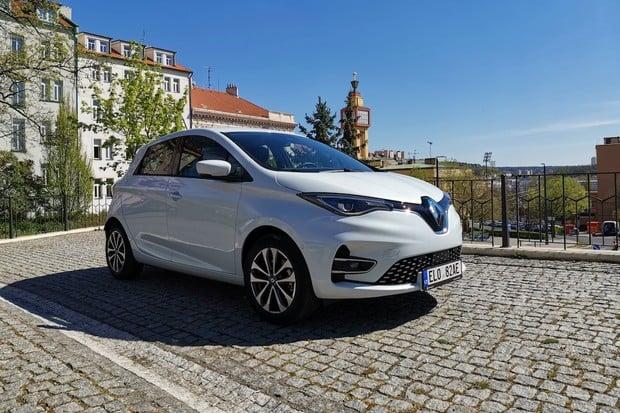 Renault se chce stát nejzelenější značkou v Evropě