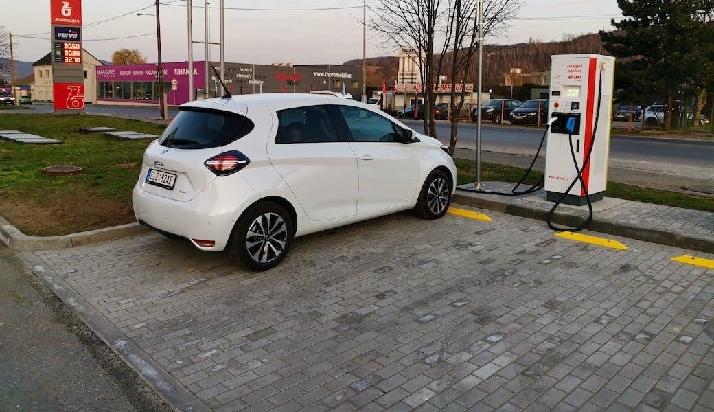 Vyzkoušeli jsme, jakou reálnou spotřebu má Renault ZOE