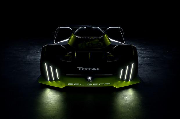 Peugeot a Total vyvíjejí hybridní hyperauto na 24 hodin Le Mans