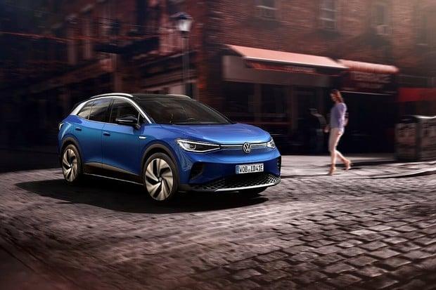 Zásadní elektrický Volkswagen ID.4 představen. Zde jsou kompletní informace