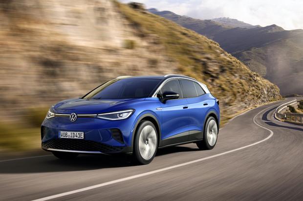 Volkswagen přijímá objednávky na pět nových variant elektrického SUV ID.4