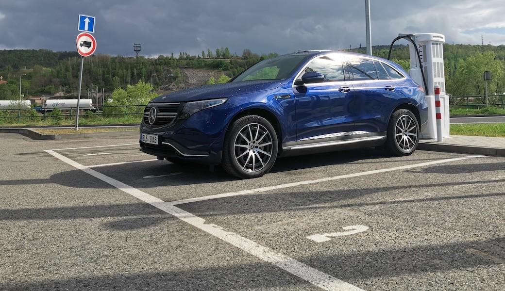 Otestovali jsme reálnou spotřebu elektromobilu Mercedes-Benz EQC