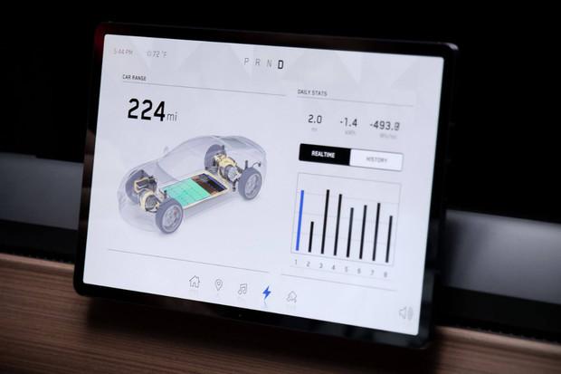 Infotainment Hummeru EV bude pohánět herní engine, na kterém běží Fortnite i Tekken