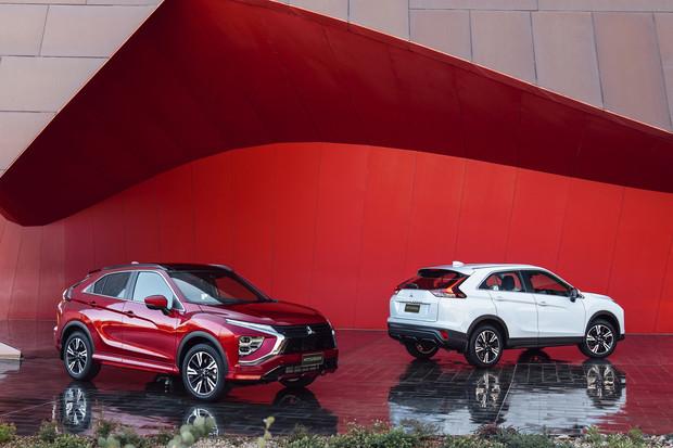 Mitsubishi Eclipse Cross jako plug-in hybrid se představí v Evropě