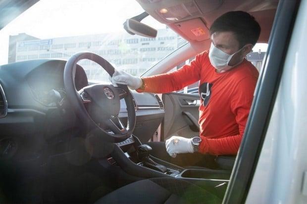 HoppyGo nabízí všem pronajímatelům bezplatnou dezinfekci auta