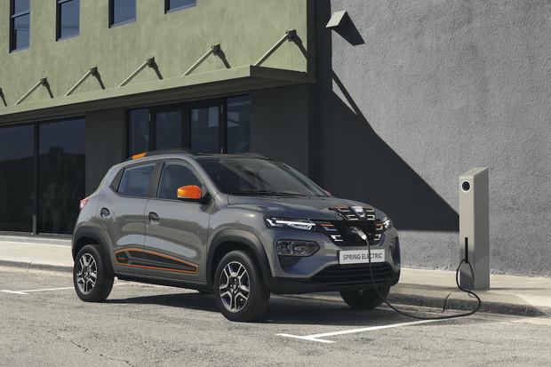 Dacia představila cenově nejdostupnější elektromobil v Evropě