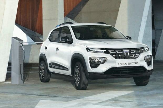 Elektrická Dacia Spring se pod 300tisíc Kč dostane jen s pomocí dotace