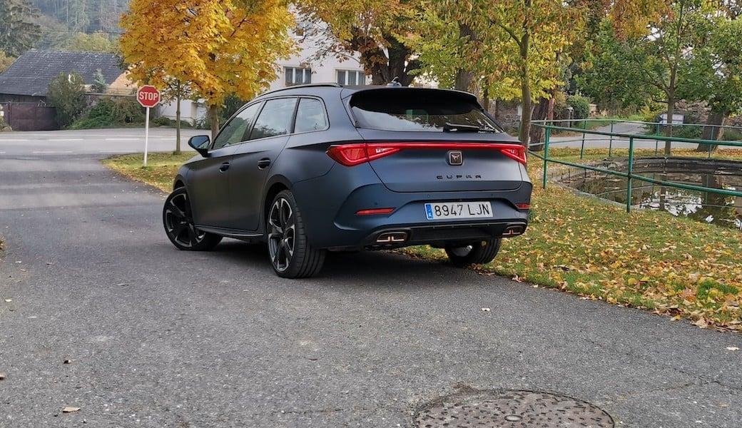 Cupra Leon Sportstourer e-Hybrid