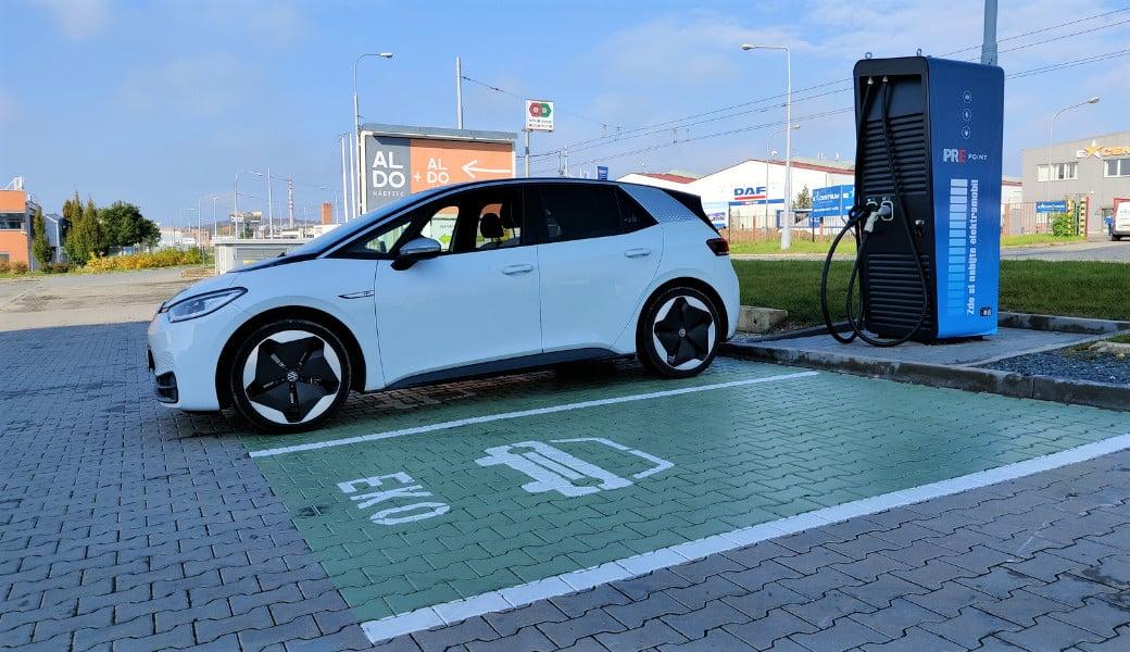 Jaká je reálná spotřeba Volkswagenu ID.3 v dálničním provozu?