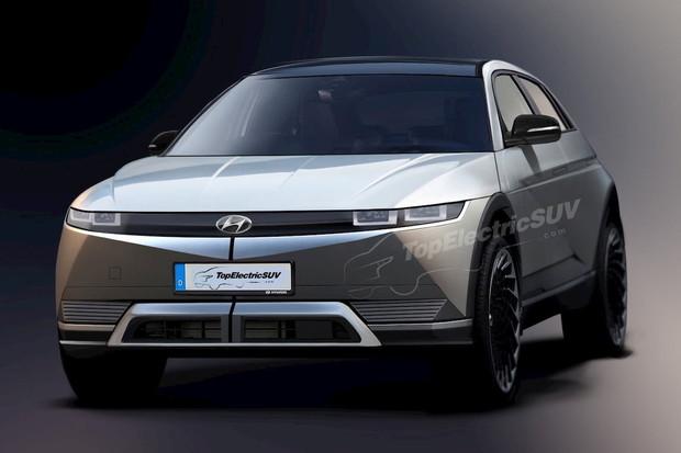 Jste zvědaví na Hyundai Ioniq 5? Takhle by mohl vypadat