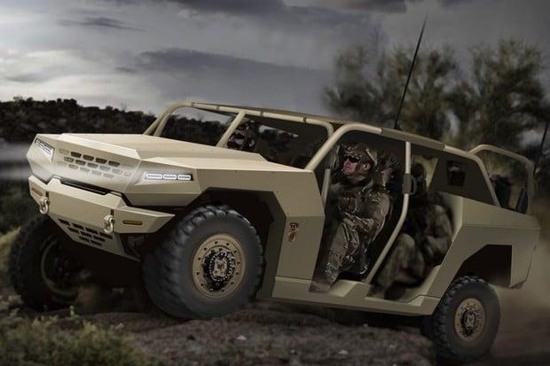 Kia urychluje vývoj bojových vozidel budoucnosti a věří vodíku