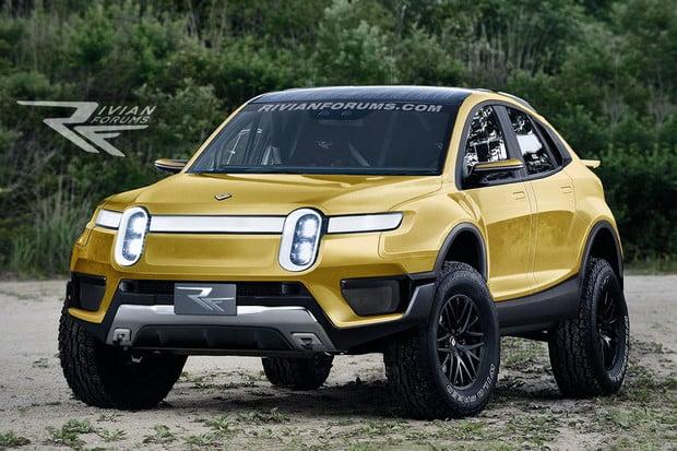 Rivian plánuje menší elektrické SUV pro Evropu a Čínu, říká jeho šéf