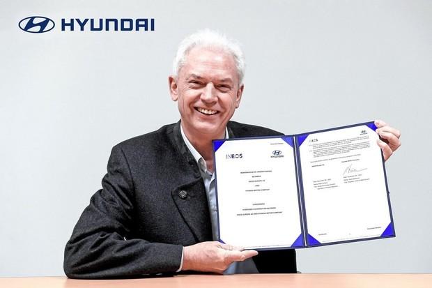 Společnosti Hyundai a INEOS oznámily spolupráci na realizaci vodíkové ekonomiky