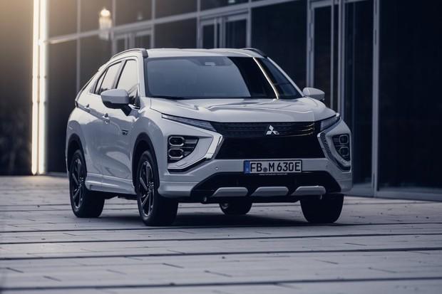 Mitsubishi začíná prodávat Eclipse Cross PHEV, do Česka přijde příští rok